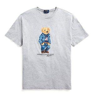 Polo Ralph Lauren Polo Bear Denim T-Shirt